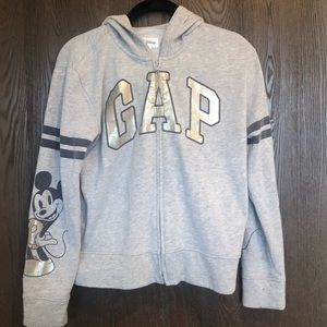Gap Kids x Disney Mickey & Minnie Hoodie